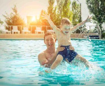 ¿Qué pasa si ocurre algo en la piscina de mi urbanización?