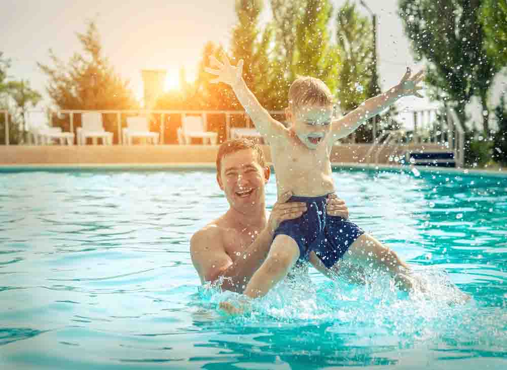 ¿Qué pasa si ocurre algo en la piscina de mi urbanización? 0