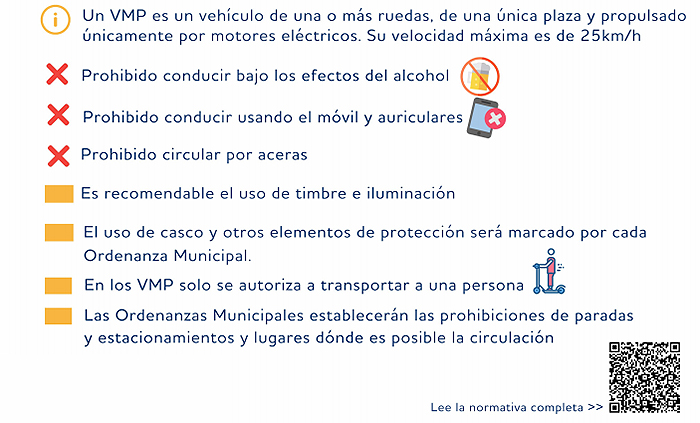 Normativa para circular en patinete eléctrico en diferentes ciudades 1